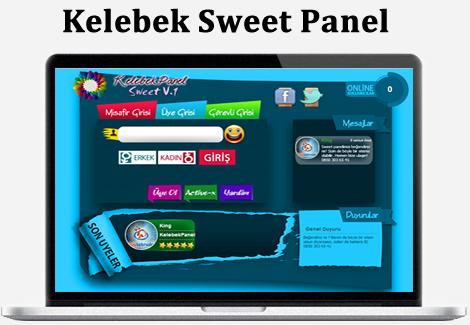 Kelebek Sweet Panel