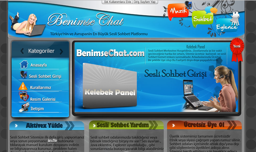 Benimse Chat