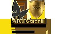 10 Gbit! DDoS Saldırı Korumalı Reseller